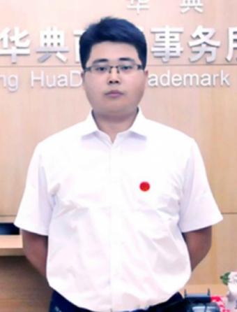 商标业务代理人赵鹏