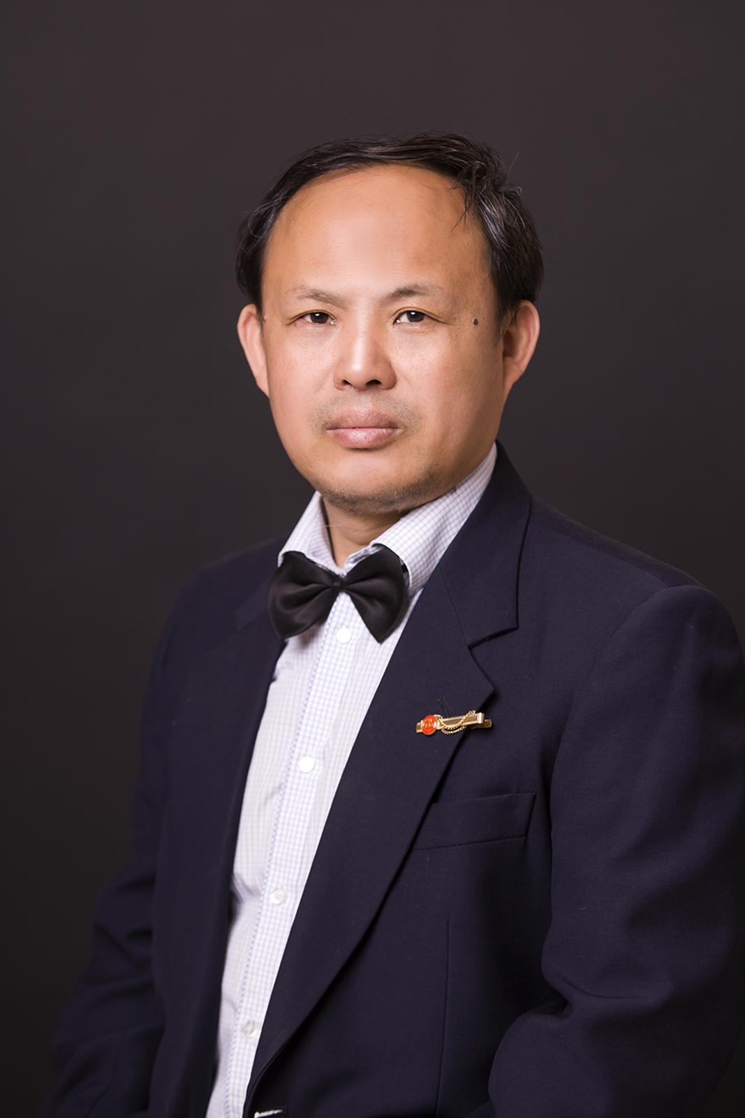 专利业务代理人黄晓军