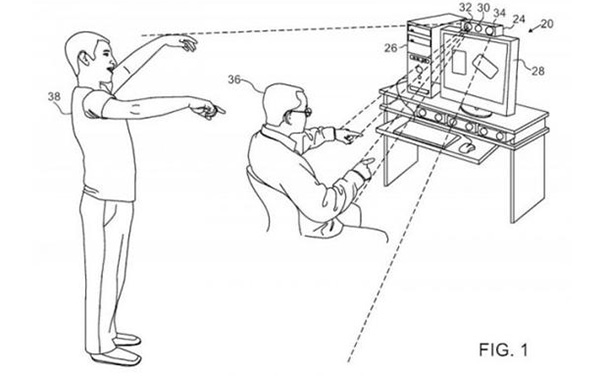 苹果新专利:根据距离来进行面部识别