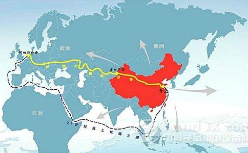 """王毅谈""""一带一路"""":版权虽属中国 收益各国共享"""