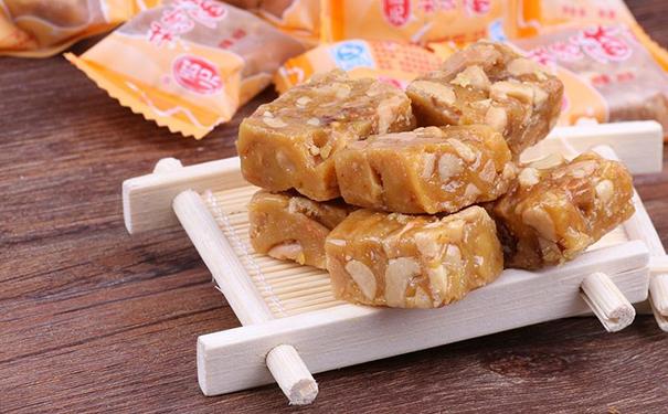 """漳浦百年""""杜浔酥糖"""""""