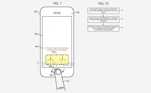苹果专利泄漏天机:iPhone 8外形惊艳