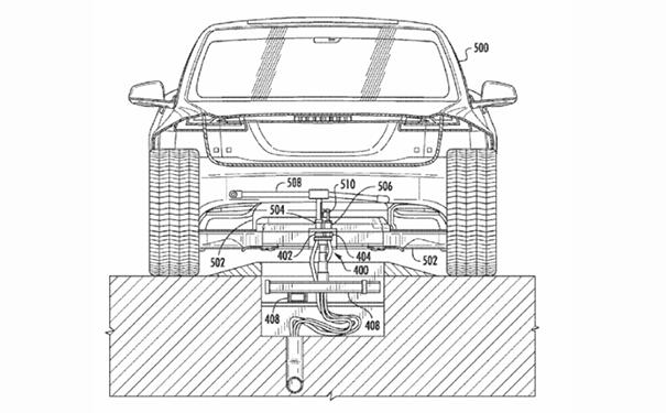 特斯拉获得新专利 可自动实现高速充电