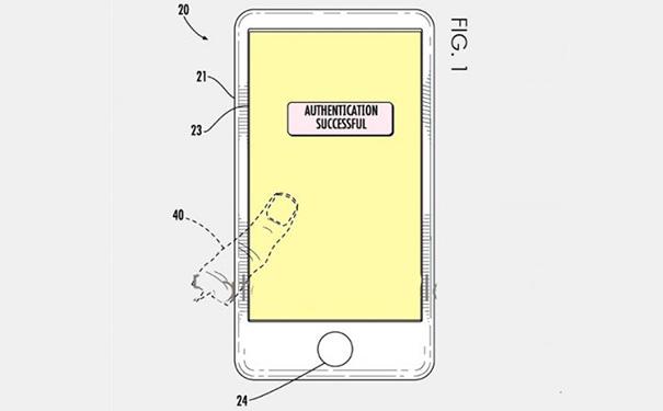 苹果新专利