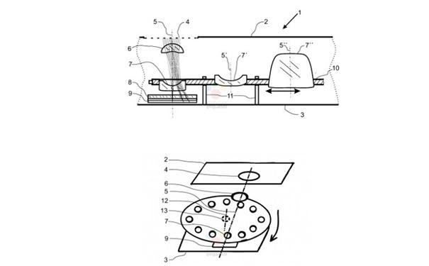 蔡司专利展示全新的手机光学变焦技术