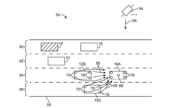 蓝牙传感器专利图