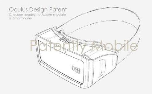 VR头显专利