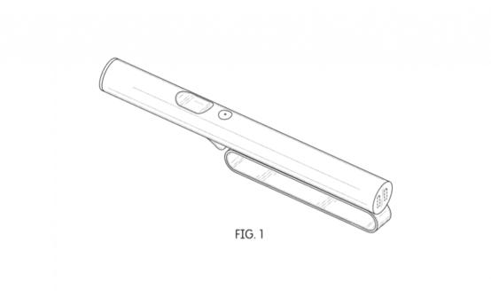 微软AR控制器专利